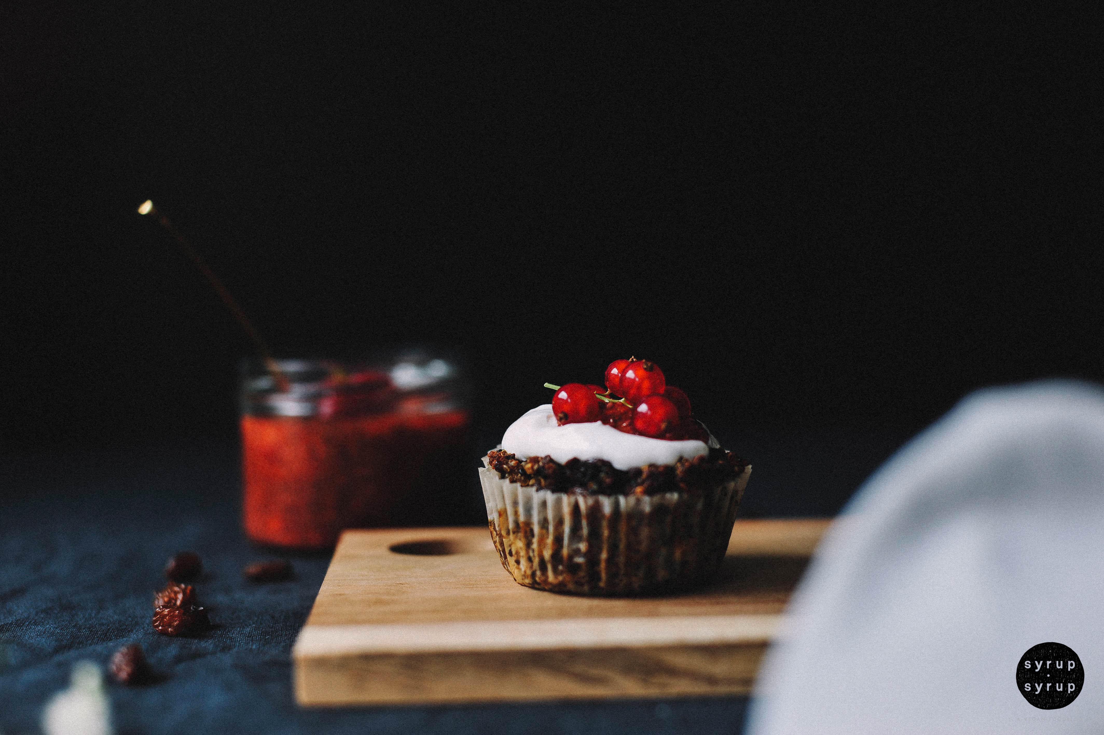 Quinoa Muffins vegan 02a - Quinoa-Muffins
