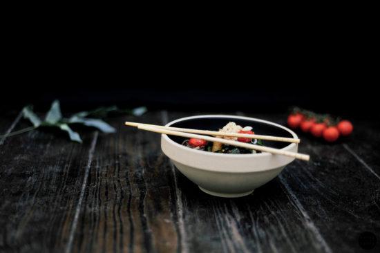 vegan asiatisch 02 final 550x366 - Soba-Nudeln mit Mangold